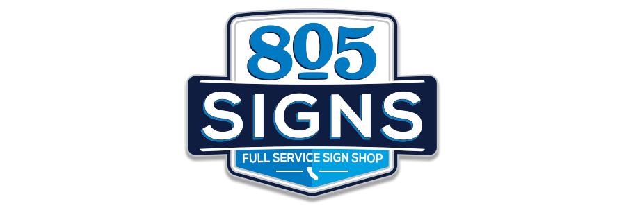 805 Signs Logo